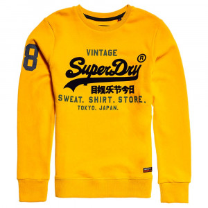 Sweat Shirt Store Crew Sweat Homme