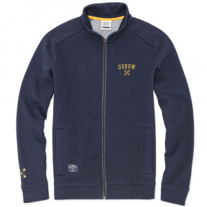 Sweps Sweat Zip Homme