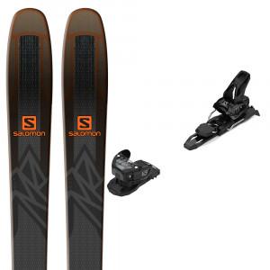 T Qst 92 Ski+Warden Mnc 11 Fixations Homme