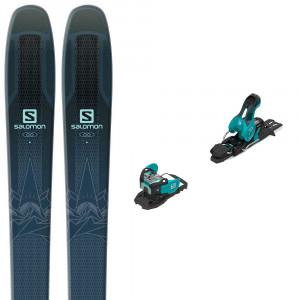 T Qst Lux 92 Ski+Warden 11 L Fixations Homme