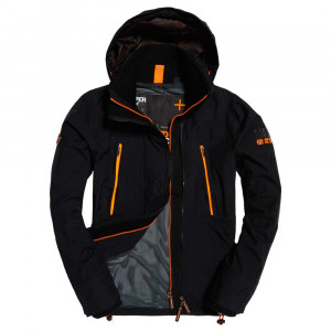 Technical Hooded Windattracker Coupe Vent Homme