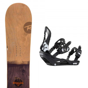 Templar Snowboard + Viper Fixation Homme