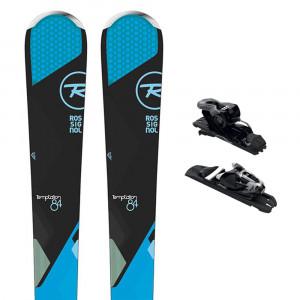 Temptation 84 Ski Femme + Express 10 Rts B93 Fixations