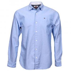 Tjm Detail Oxford Shirt Chemise Ml Homme