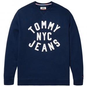 Tjm Essential Graphique Sweat Homme