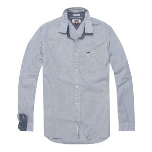 Tjm Essential Solid Chemise Ml Homme