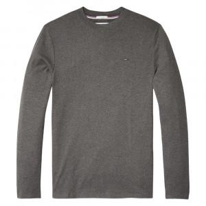Tjm Rib Long Sleeve T-Shirt Ml Homme