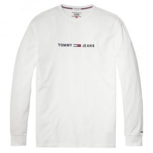 Tjm Small Text Longs T-Shirt Ml Homme