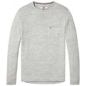 Tjm Swt Cn Knit L/s T-Shirt Ml Homme