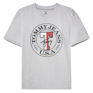 Tjw Boyfriend Stamp T-Shirt Mc Femme