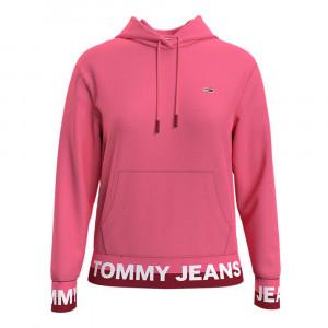 Tjw Branded Hem Sweat Cap Femme