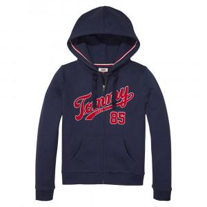 Tjw Logo Sweat Zip Femme