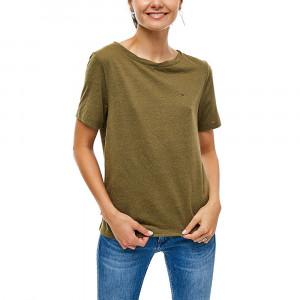 Tjw Summer Twisted N T-Shirt Mc Femme