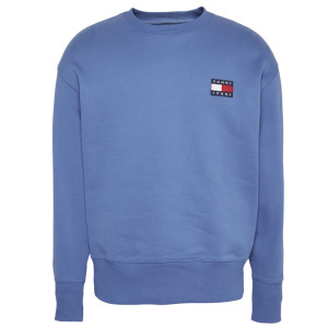 Tommy Badge Crew Sweat Homme