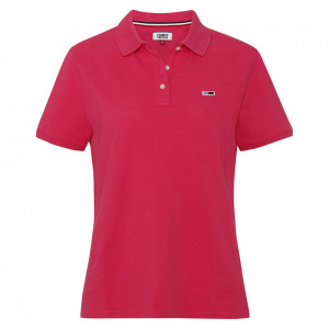 Tommy Classic Polo Mc Femme