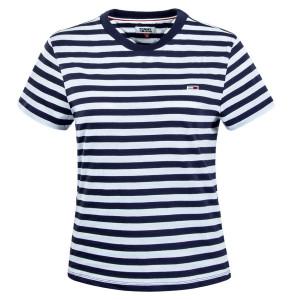 Tommy Classic T-Shirt Mc Femme