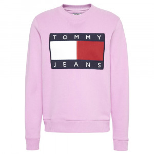 Tommy Flag Sweat Femme