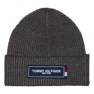 Tommy Patch Beanie Bonnet Homme