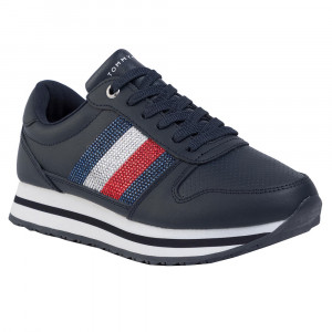 Tommy Retro Chaussure Femme