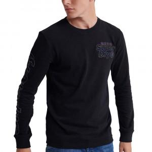 Tonal Reactive T-Shirt Ml Homme