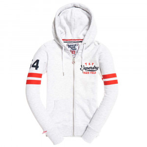 Track And Field Sweat Zip Femme