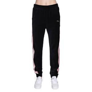 Track Pants Cuffed Velvet Lovi Pantalon Jogging Femme