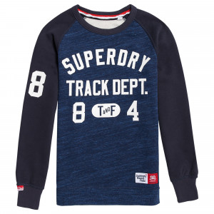 Trackster Baseball Sweat Homme