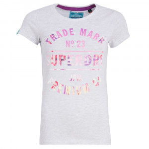 Trademark No23 T Shirt Mc Femme