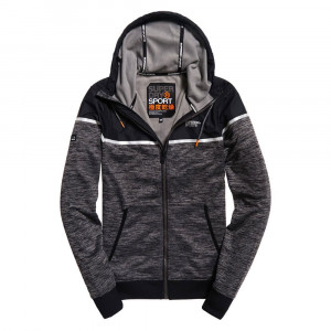 Training Hybrid Sweat Zip Homme