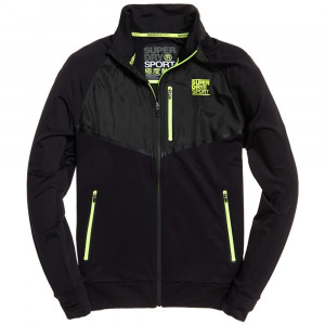 Training Hybrid Track Sweat Zip Homme