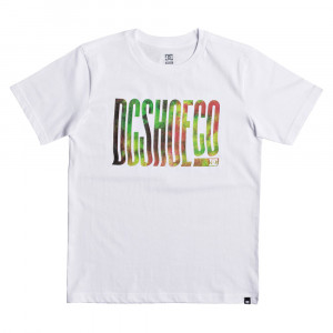 Trippy Typed Ss B T-Shirt Mc Garçon