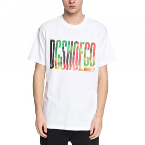 Trippy Typed Ss T-Shirt Mc Homme