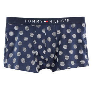 Trunk Dots Pack 2 Boxer Homme