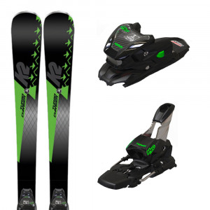 Turbo Charger Ski + Mxc 12 Tcx Light Quikclik  Fixation Homme