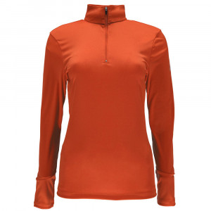 Turbo Sweat 1/2 Zip Femme