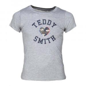 Twelvo T-Shirt Mc Fille