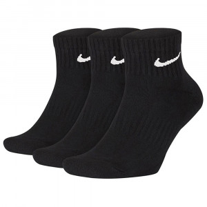 U Nk Everyday Cush Ankle Pack 3 Chaussettes Adulte