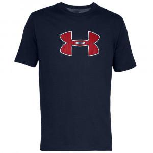 Ua Big Logo T-Shirt Mc Homme