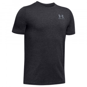 Ua Cotton T-Shirt Mc Garçon