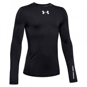 Ua Goldgear Armour Ls T-Shirt Ml Garçon
