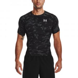 Ua Hg Armour Camo Comp T-Shirt Mc Homme