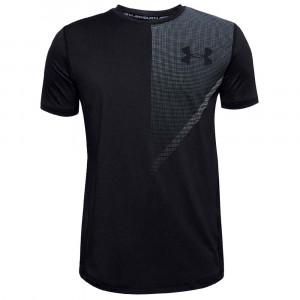 Ua Raid Ss T-Shirt Mc Garçon