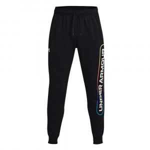 Ua Rival Flc Lockertag Pantalon Jogging Homme