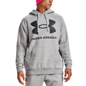 Ua Rival Fleece Big Logo Sweat Cap Homme