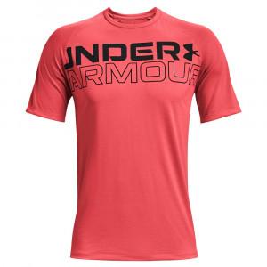 Ua Tech 2.0 Wordmark T-Shirt Mc Homme