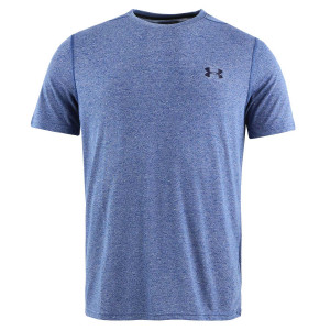Ua Threadborne Fitted Ss T-Shirt Mc Homme