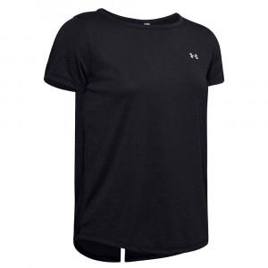 Ua Whisperlight T-Shirt Mc Femme