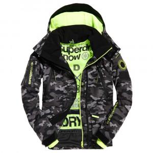 Ultimate Snow Rescue Jacket Blouson Ski Homme