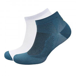 Ultra Lightweight Quarter Pack 2 Chaussettes Adulte