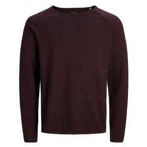 Union Knit Crew Pull Homme